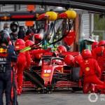 Ferrari Explains Leclerc S Pneumatic F1 Dramas At Spa