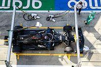 """Mercedes explica cómo se """"jodió"""" la carrera de Hamilton"""