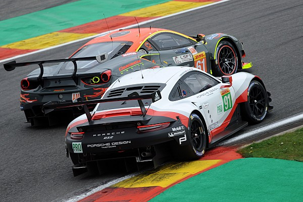 Ferrari and Porsche locked in head-to-head WEC Fan Survey battle wec spa francorchamps 2017 91 porsche team porsche 911 rsr richard lietz frederic makowiec 5883247