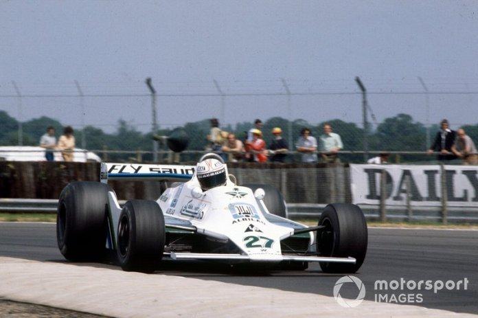 55: Alan Jones, Williams FW07 Ford