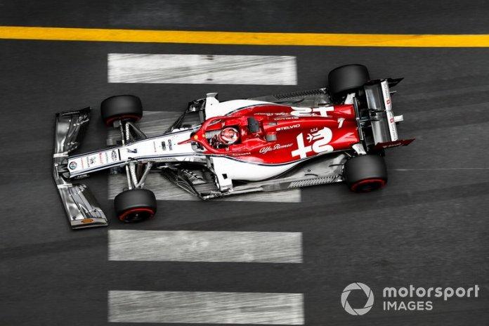 Alfa Romeo Racing - 135 millones