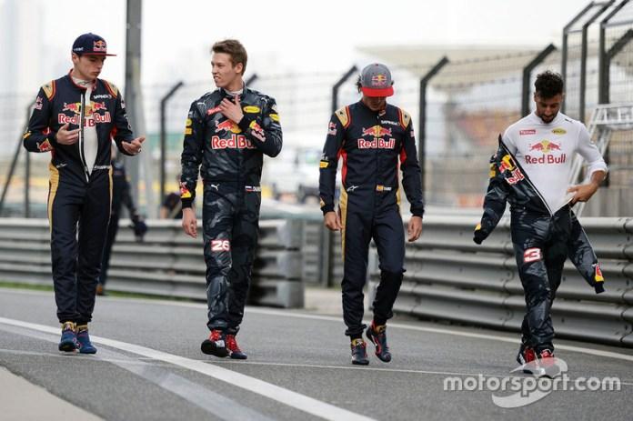 Al ser un equipo que forma jóvenes pilotos, Toro Rosso ha rotado mucho a lo largo de su corta historia. Algunos de sus pilotos destacan y ascienden a Red Bull, pero otros tienen que abandonar la parrilla...