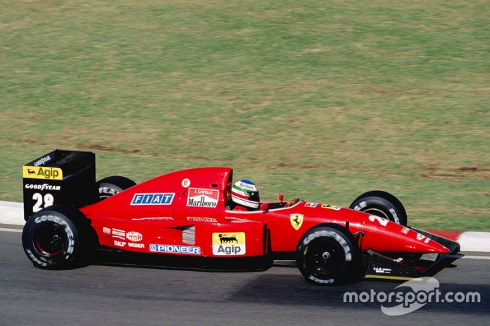 1992: Ferrari F92A