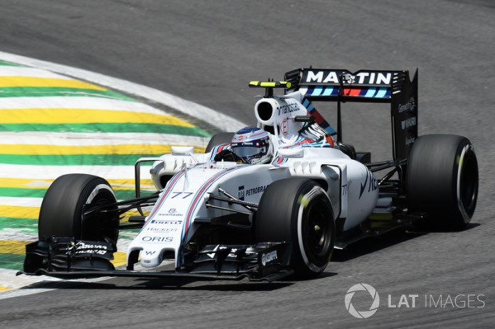 Valtteri Bottas, Williams-Mercedes FW37, 2015
