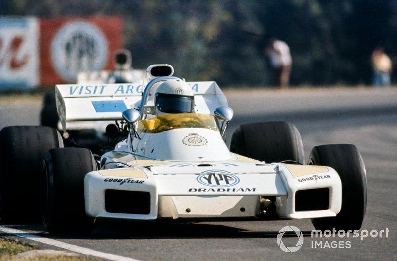 Carlos Reutemann, Brabham BT34 Ford, 1972 Argentinian GP