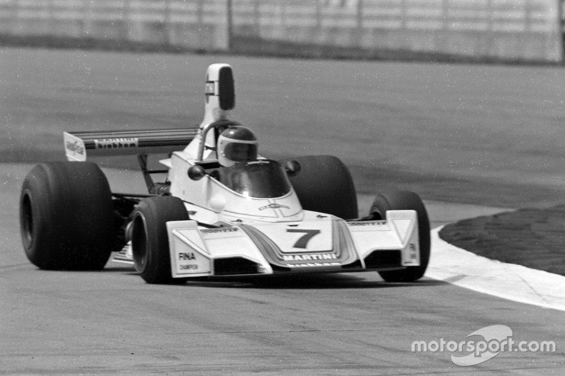 Carlos Reutemann, Brabham BT44B, 1975 British GP