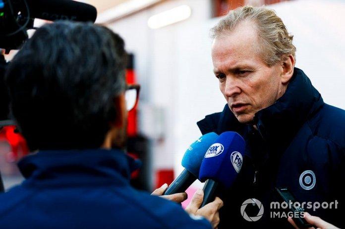 Andrew Green, director técnico de Racing Point