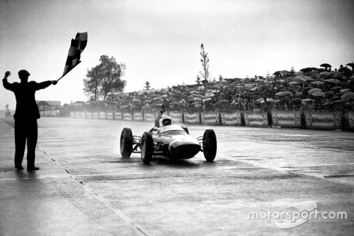 Stirling Moss, Cooper-Climax, GP de Alemania de 1961