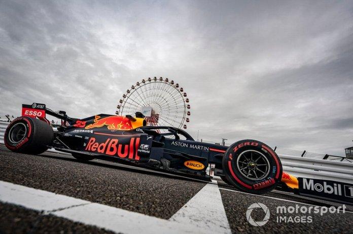 3º Max Verstappen, Red Bull Racing RB15 (1:28.066)