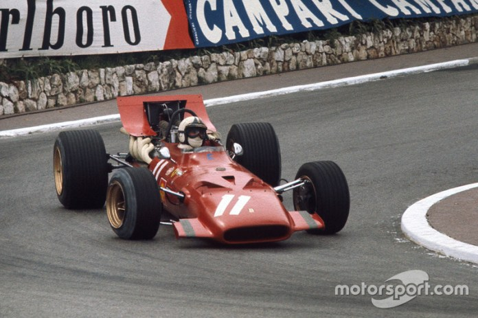 1969: Ferrari 312