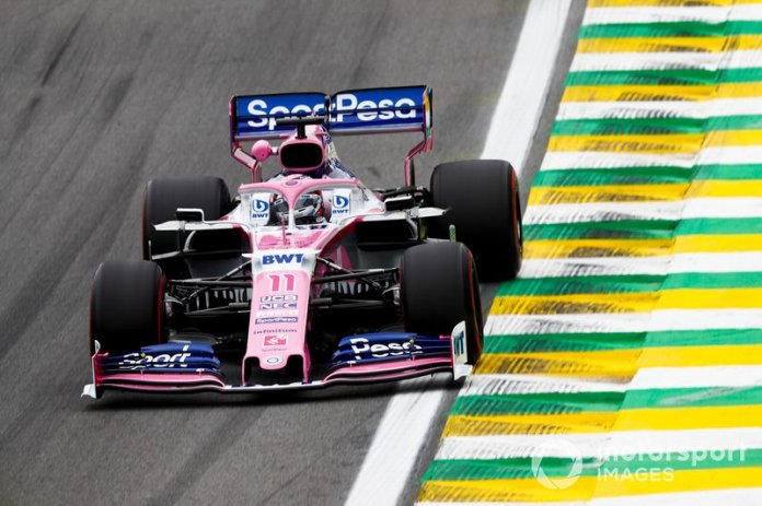 Sergio Pérez, Racing Point RP19