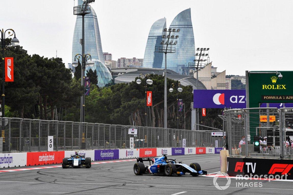 Guanyu Zhou, Uni-Virtuosi Racing AND Lirim Zendeli, MP Motorsport