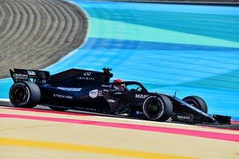 Christian Lundgaard, Renault Sport Academy Driver, Renault F1 Team RS18