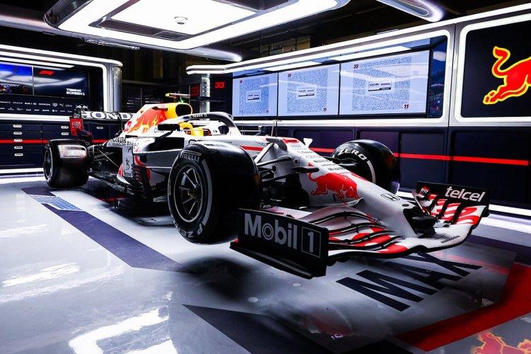 F1: ecco la livrea speciale della Red Bull per il GP di Turchia