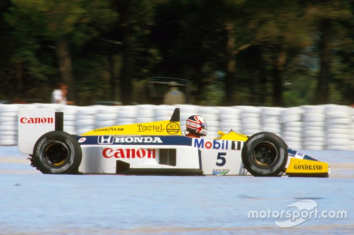 Williams FW11 Honda (1986)