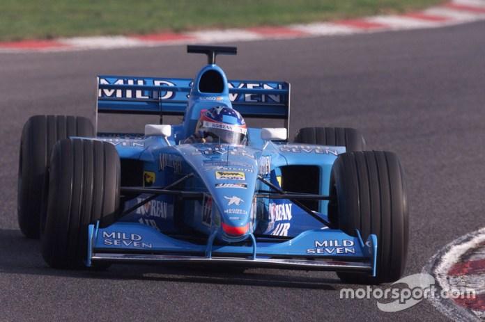 Benetton B200 (2000)