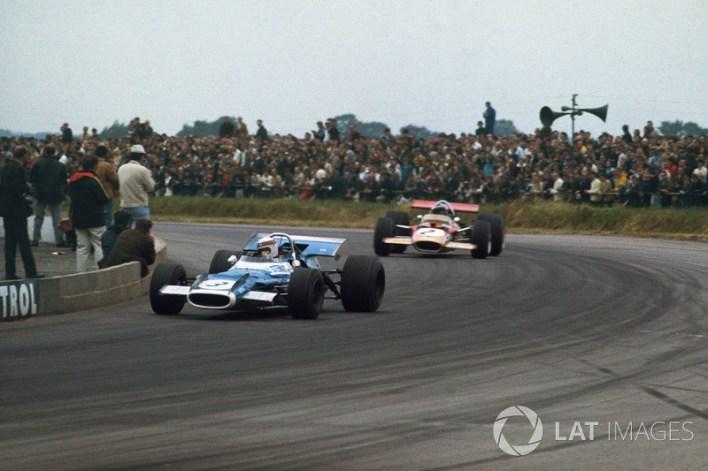 2. Stewart vs Rindt (Britain 1969)