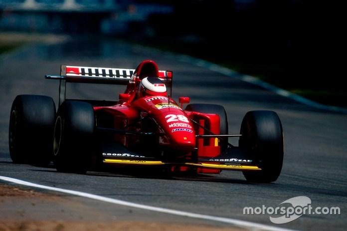 1994: Ferrari 412T1B