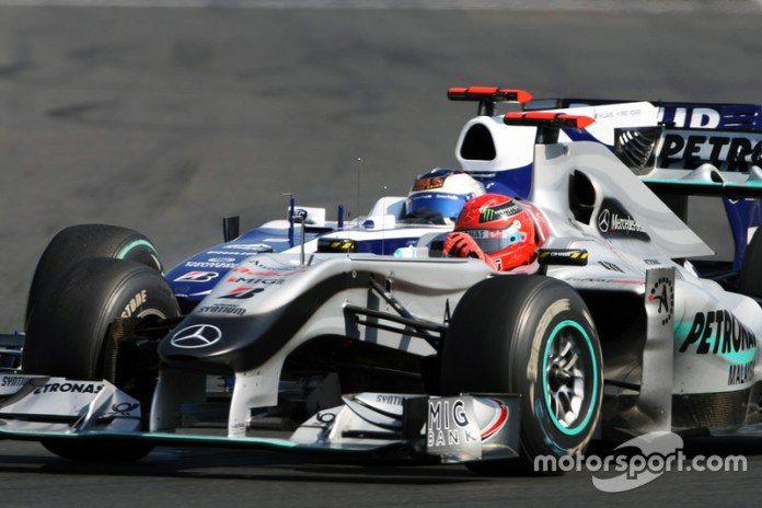 Hungarian GP 2010, THE BREAKING WITH BARRICHELLO