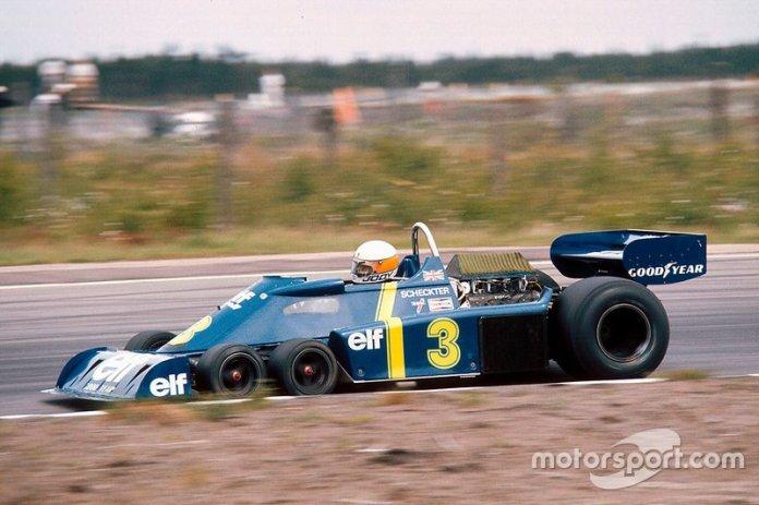 50: Jody Scheckter, Tyrrell
