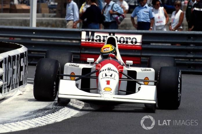 1992: McLaren MP4/7A