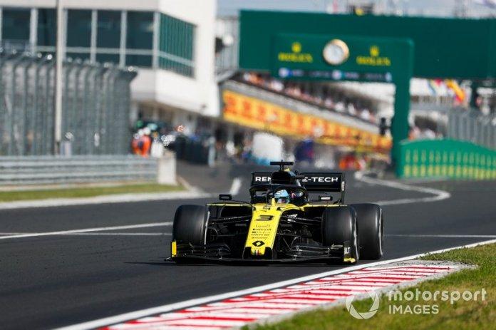 Ricciardo acaba en un decepcionante 14º puesto