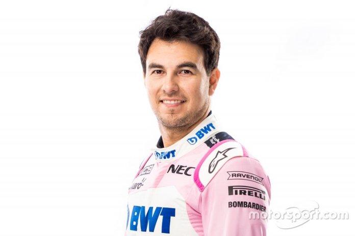 Sergio Pérez (confirmado para 2020)