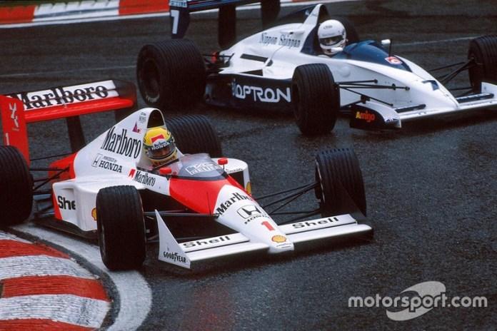 1989 GP de Bélgica