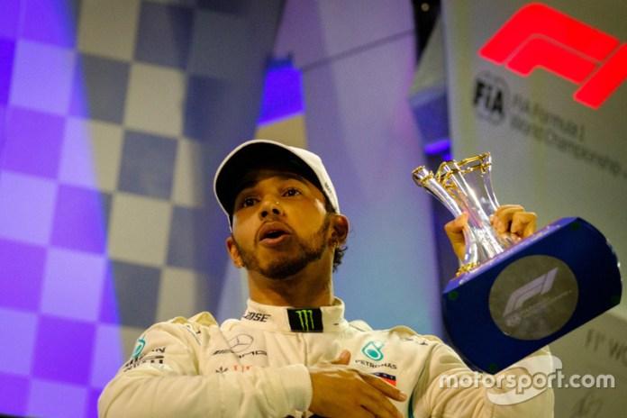 73 - GP de Abu Dhabi 2018, Mercedes