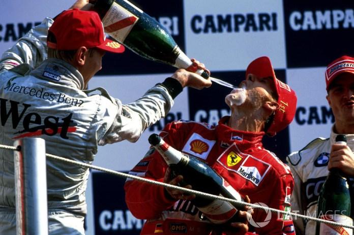 2000: Michael Schumacher, Ferrari F1-2000