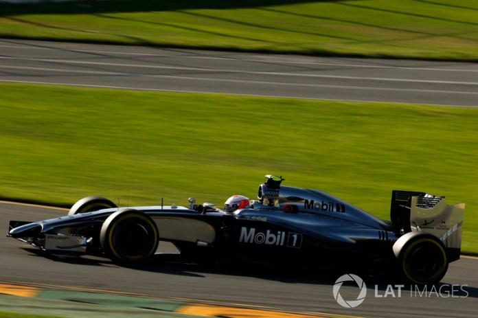 Kevin Magnussen, McLaren MP4-29 (2014)