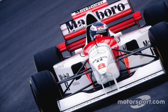 1995: McLaren-Mercedes MP4/10