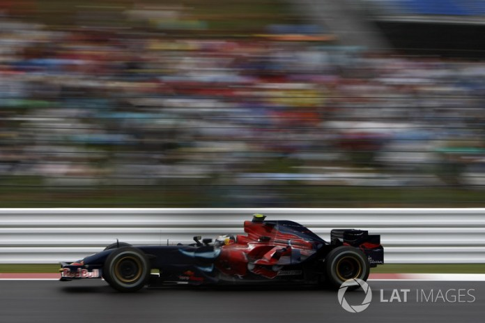 Red Bull RB3 y Toro Rosso STR2