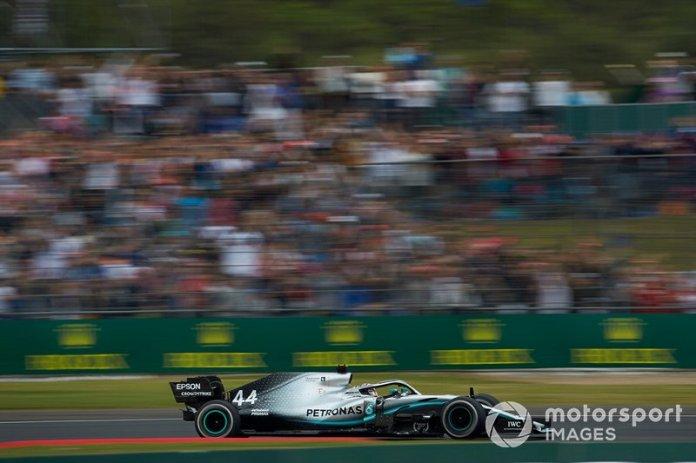 *Lewis Hamilton, GP de Gran Bretaña (Nuevo Récord)