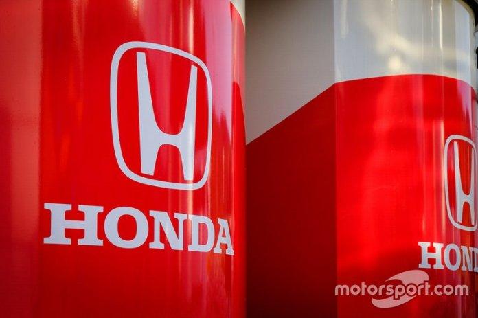 The Honda logo
