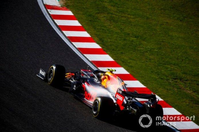 4 - Alex Albon, Red Bull RB15