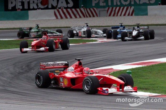 2000 Gran Premio de Malasia