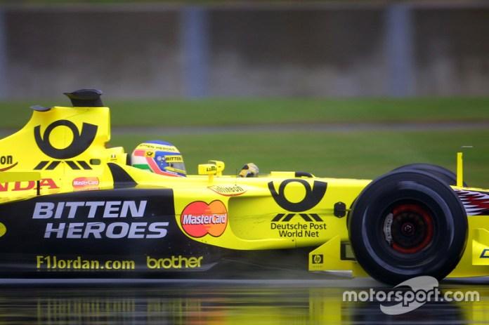 Jordan EJ11 (2001)