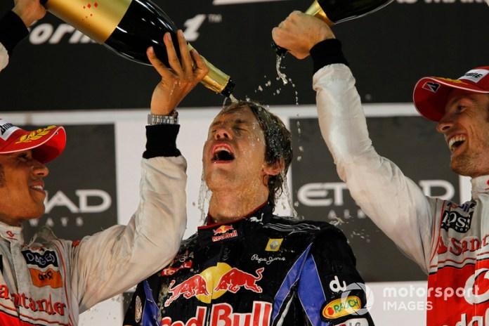 Fernando Alonso pierde el tri, Sebastian Vettel campeón