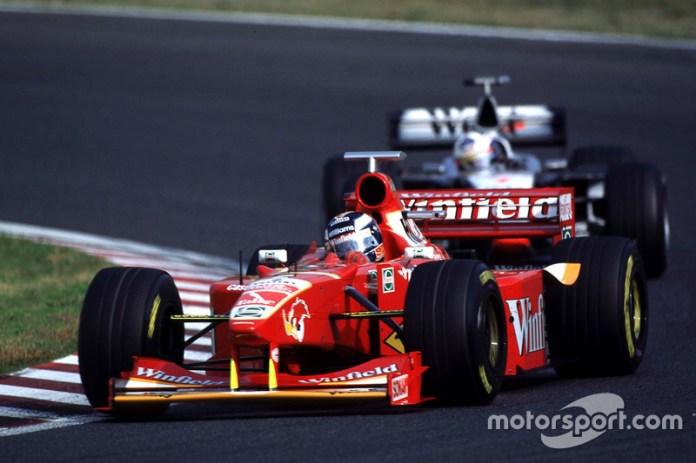 1998 (Heinz-Harald Frentzen, Williams-Mecachrome FW20)
