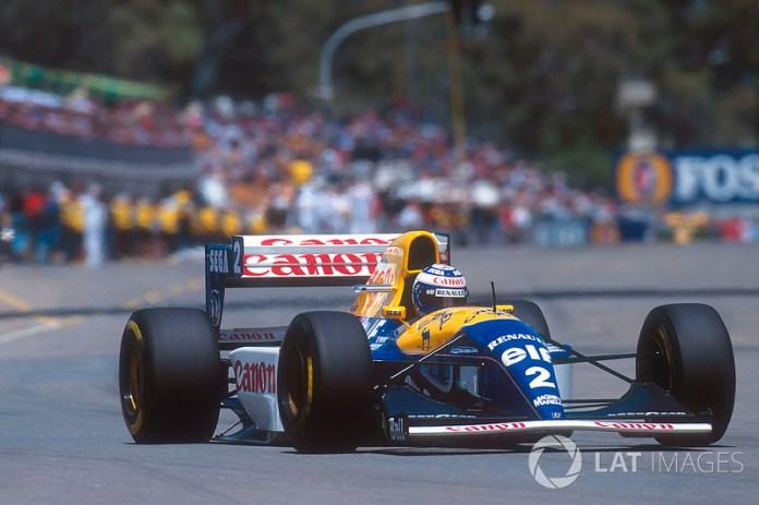 1993: Williams-Renault FW15C