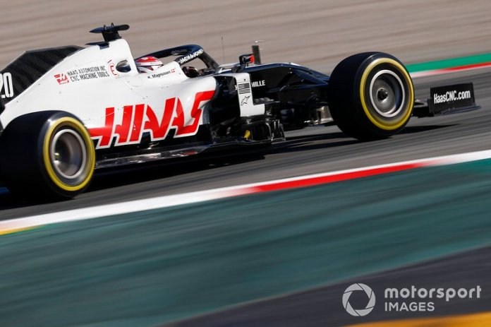 19º Kevin Magnussen, Haas VF-20: 1:18.466 (con neumáticos C3)