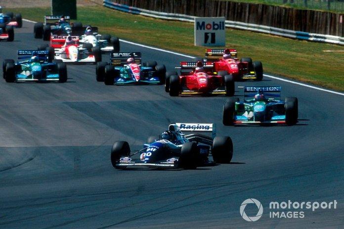GP de Gran Bretaña de 1994