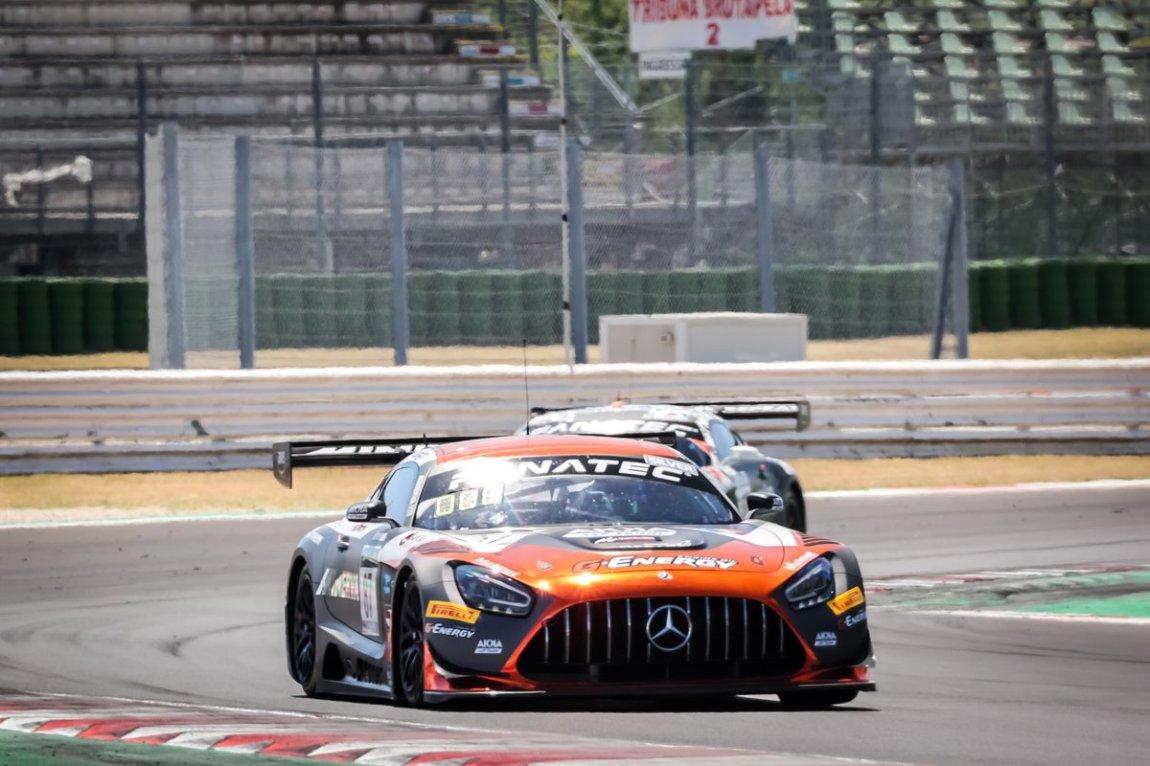 # 87 AKKA ASP Mercedes-AMG GT3: Konstantin Tereschenko, Jim Pla