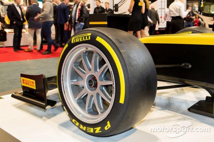 Pirelli Motorsport presenta los neumáticos F2 de 18 pulgadas para 2020