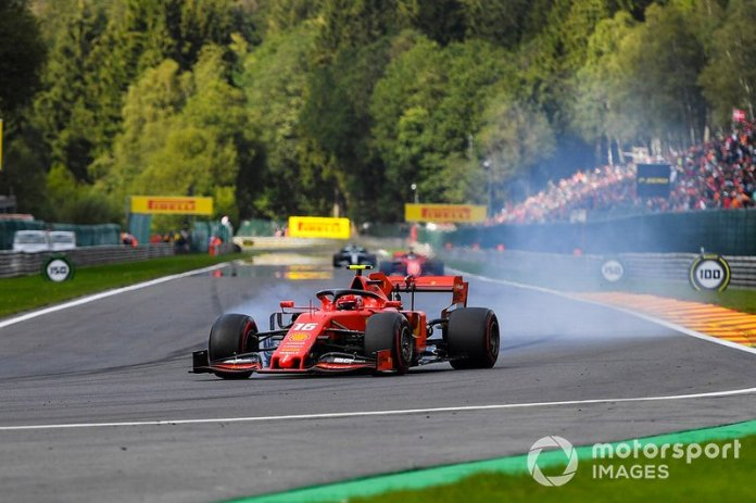 Charles Leclerc, Ferrari SF90, Sebastian Vettel, Ferrari SF90