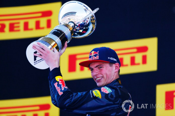 1- Max Verstappen, 18 años, 7 meses y 15 días en el GP de España 2016