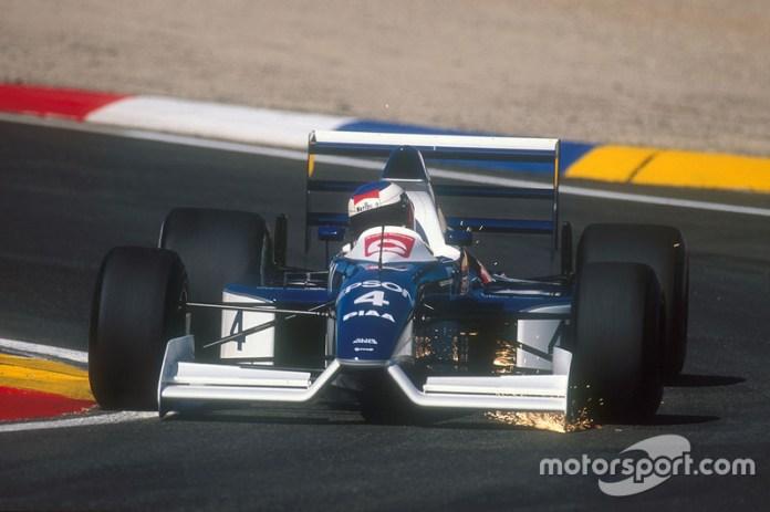 Tyrrell 019