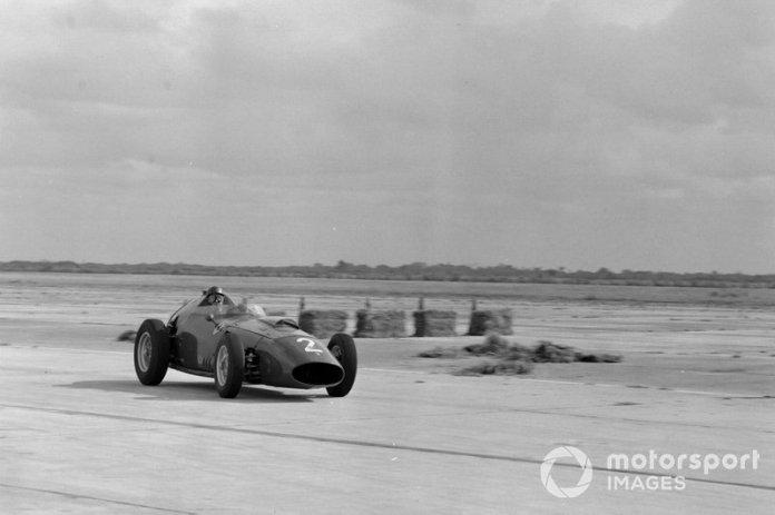 Tony Brooks, Ferrari 246