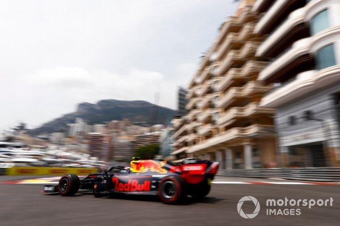 Pierre Gasly, GP de Mónaco
